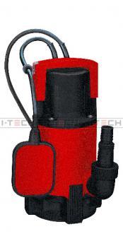 Насос погружной дренажный I-TECH SDP-550, для грязной воды до 35мм, 11000л/ч