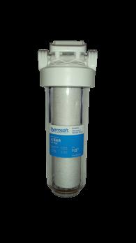 Фильтр прозрачный для очистки воды Ecosoft 1/2  10SL FPV12ECO