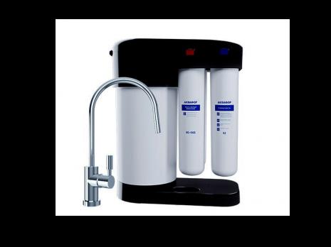 Фильтр для воды Аквафор DWM-102S (Black Edition)