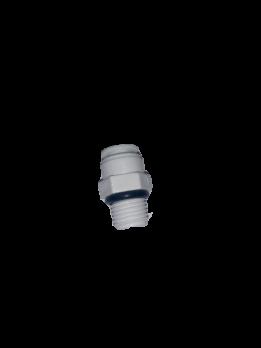 """Переходник jg 10-4-4 1/4""""X 1/4""""  с уплотнительным кольцом"""