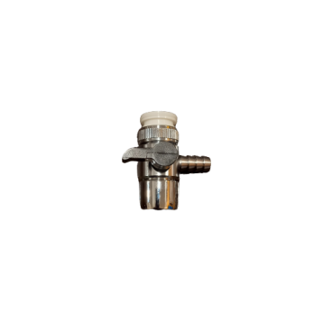 Дивертор на кран для подключения фильтра 10,2 мм