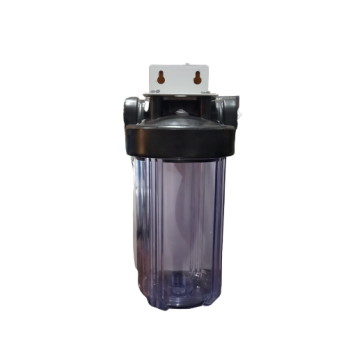 Корпус фильтра для воды 10ВВ прозрачный