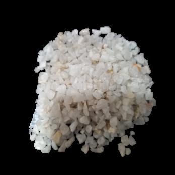 Гравий (кварц зернистый) фас. по 25кг.